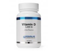 Vitamin D (5,000 I.U.)