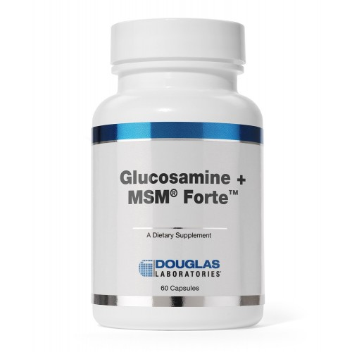Glucosamine + MSM Forte™ (120 count)
