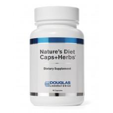 Nature's Diet Caps+Herbs