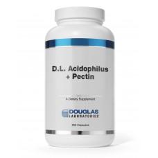 D.L. Acidophilus + Pectin (250 count)